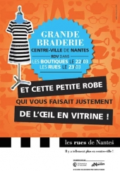 la grande braderie Nantes