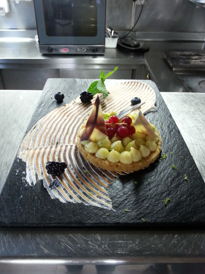Tarte au citron du Point G