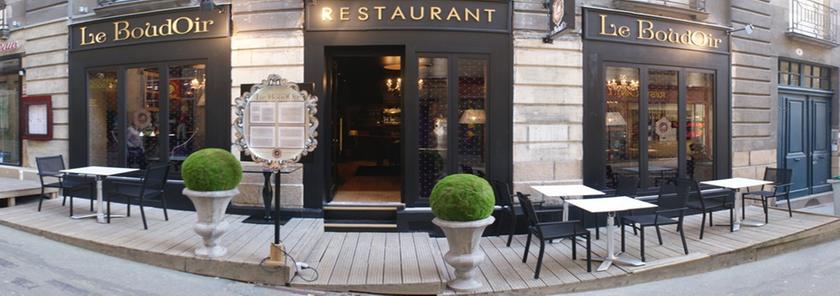 Le boudoir un restaurant raffin et une cuisine savoureuse en plein c ur de nantes les ptits - Les bonnes tables de nantes ...