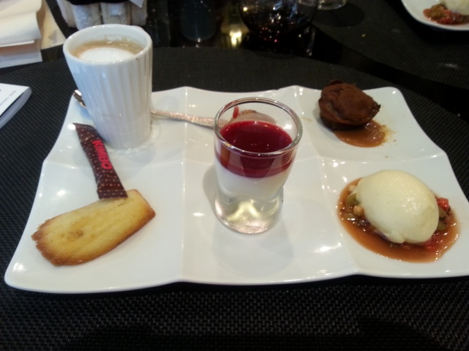 Le Boudoir - Dessert
