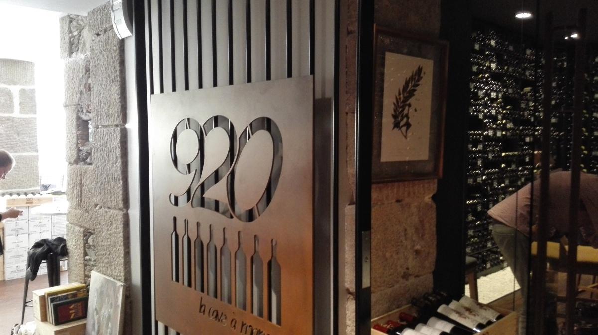 La cave 920 à Nantes