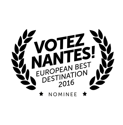 Nantes nominée European Best Destination 2016