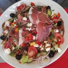 Les Oubliettes - Grande salade