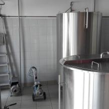La micro-brasserie des Bières de Charlotte à Nantes