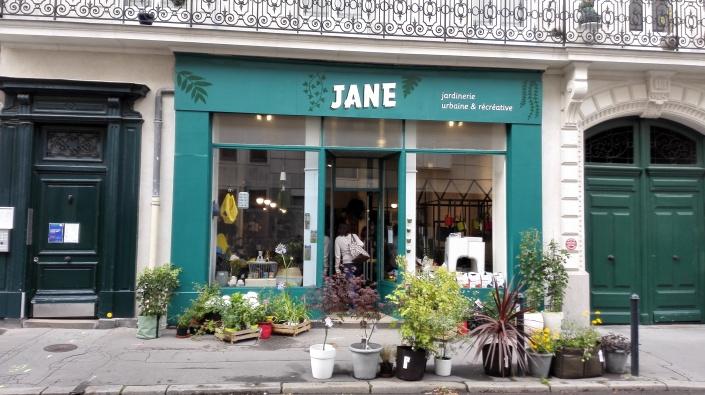 Jardinerie Jane, Nantes