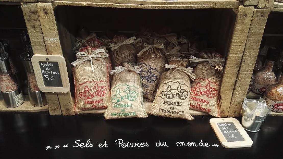 Le comptoir de Mathilde à Nantes