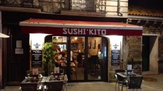 sushi kito Nantes