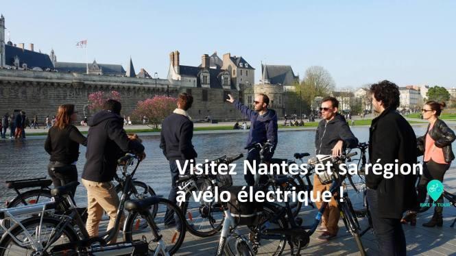 Bike'N Tour visitez Nantes à vélo !