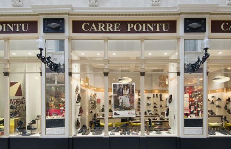 Carr Pointu L Enseigne Nantaise De Chaussures De Marques Les Ptits Bonheurs Nantes