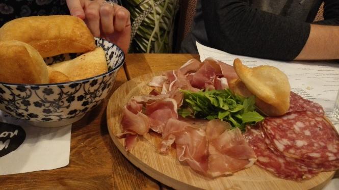 mia nonna restaurant italien Nantes