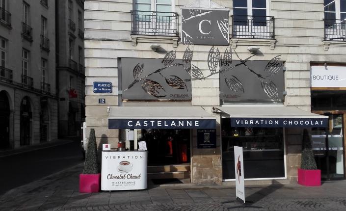 chocolat Castelanne Nantes