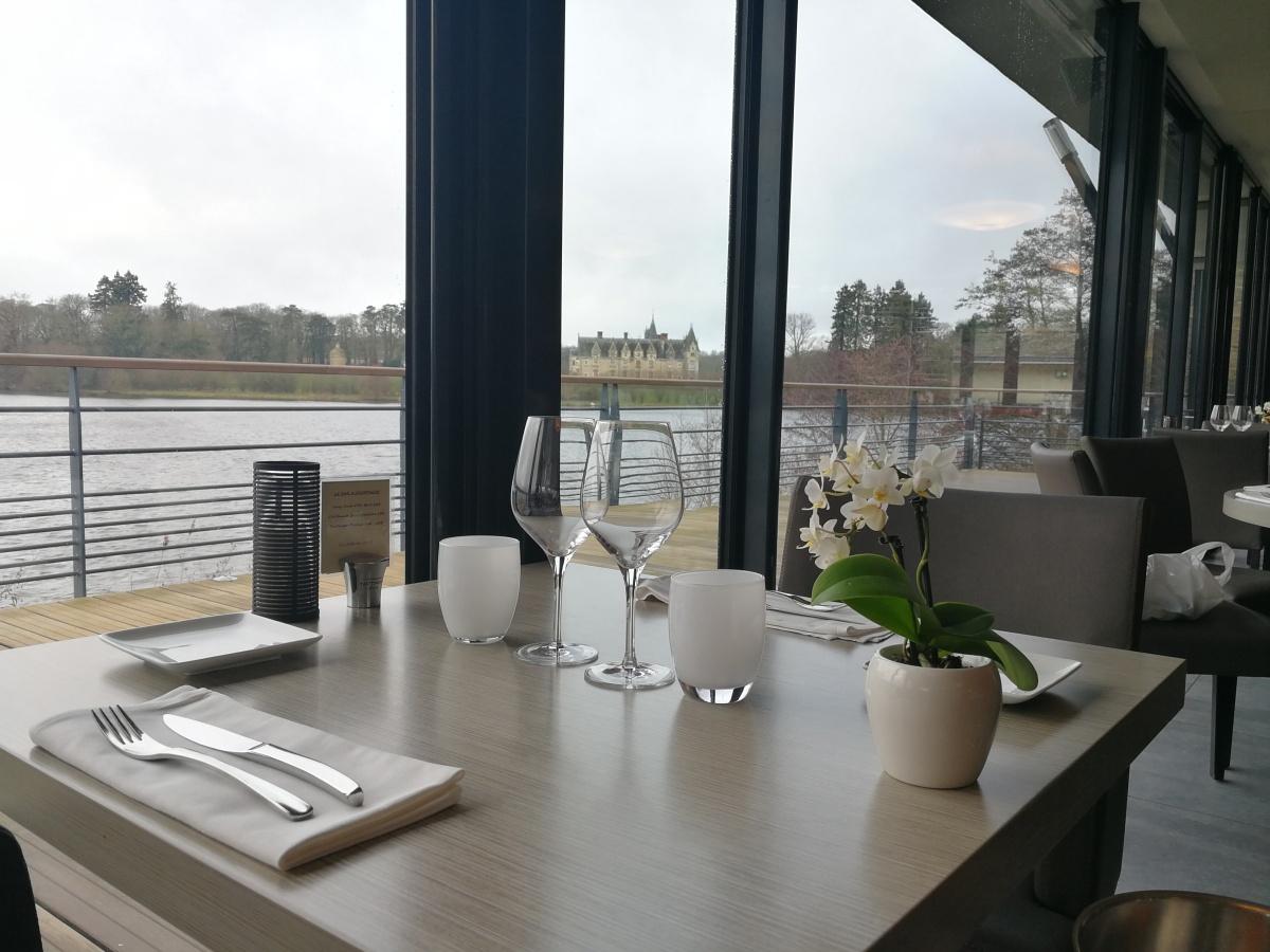 L auberge du vieux gachet un restaurant gastronomique d exception ouvert sur l erdre les - Les bonnes tables de nantes ...
