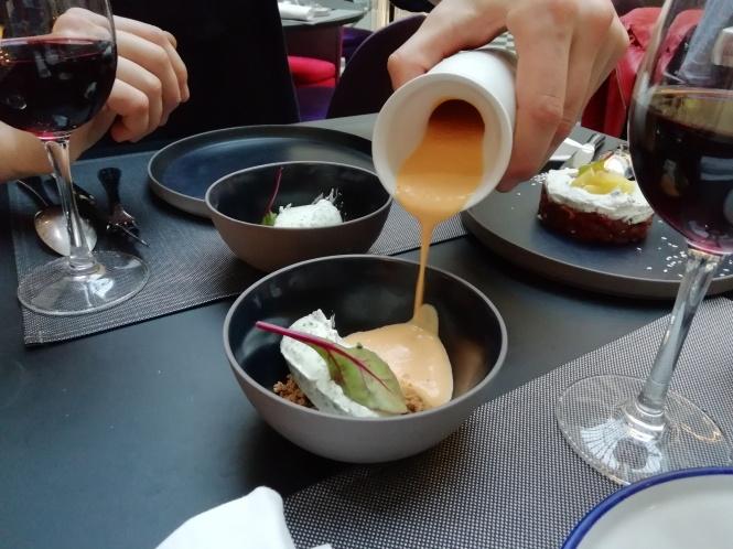 Restaurant Radisson Nantes