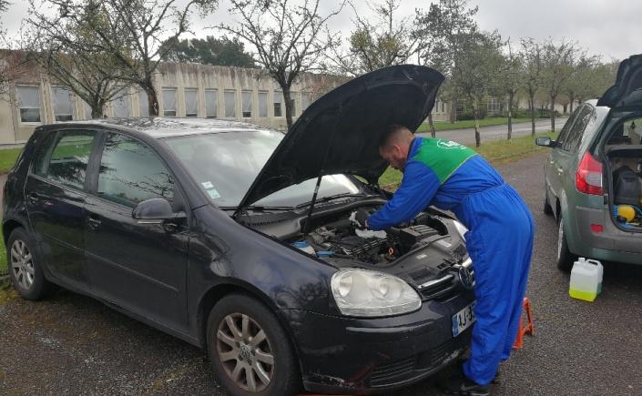 Allo joe Nantes mécaniciens à domicile