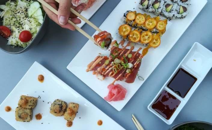 Côté sushi Nantes