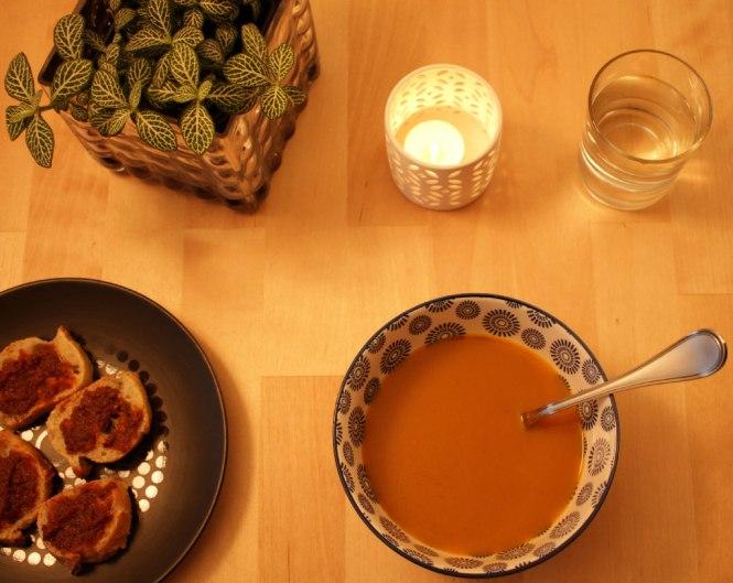 soupe potimarron kerbio