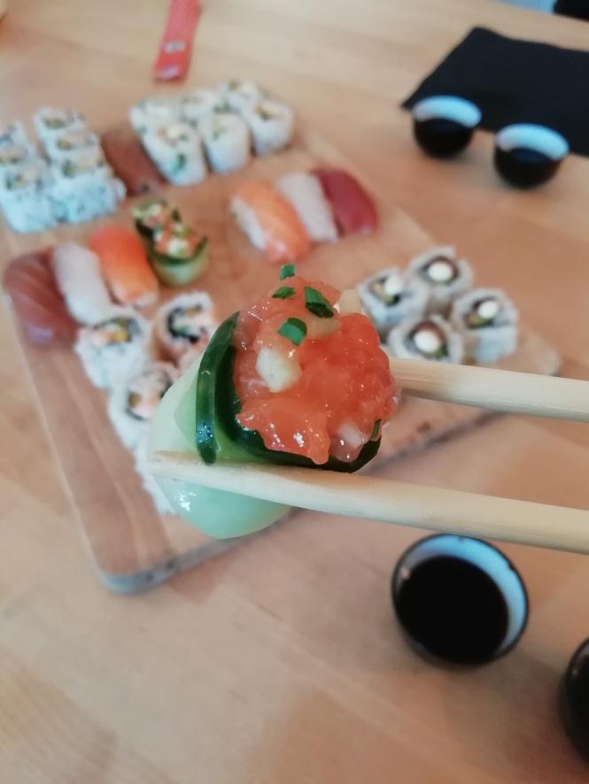 suko the sushi company nantes