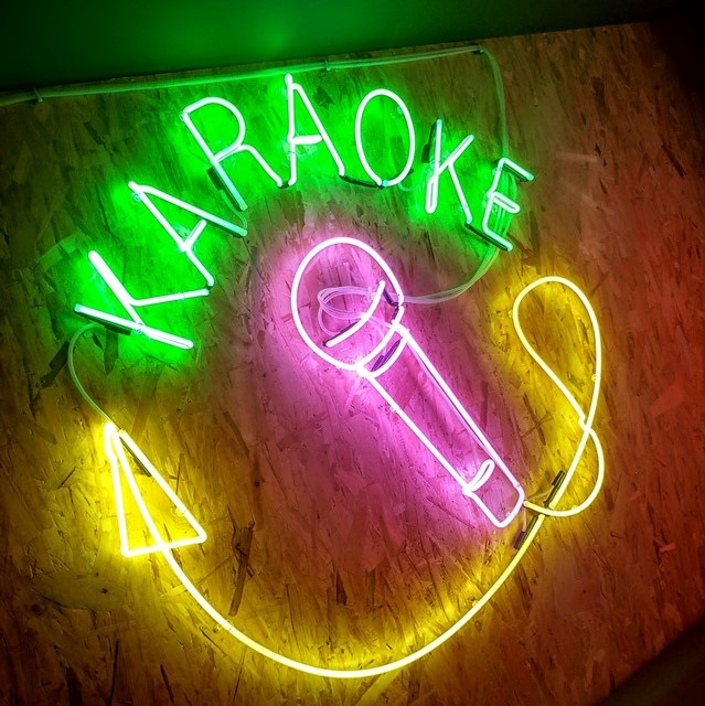 nouveau restaurant a nantes HAHA - karaoké